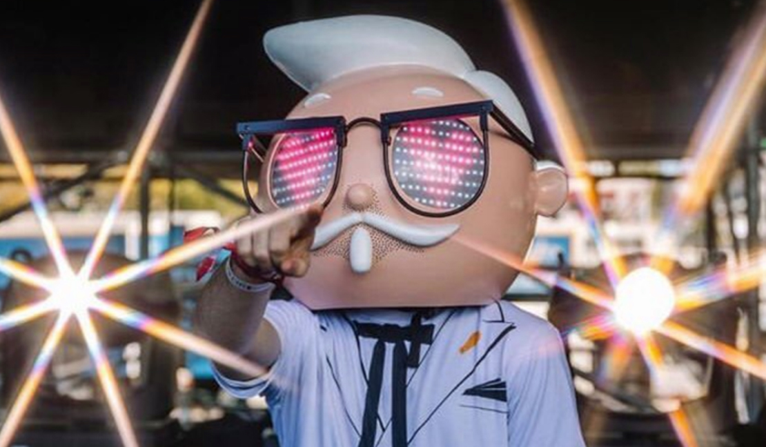Colonel Sanders At Ultra